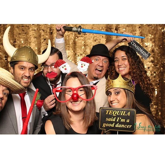 Say cheese! Swing by our photo booth Tuesday night